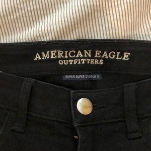 Brand new black American eagle jeans